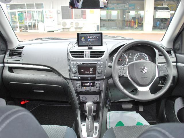 RS 4WD ディスチャージ装着車 ポータブルナビ(6枚目)