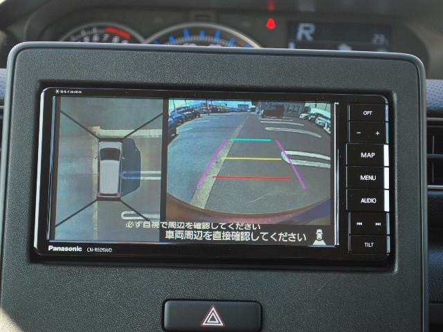 ハイブリッドFZ 4WD セーフティPKG 全方位モニター(8枚目)