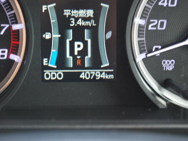 カスタム RS SA 4WDターボ 純正メモリーナビTV(18枚目)