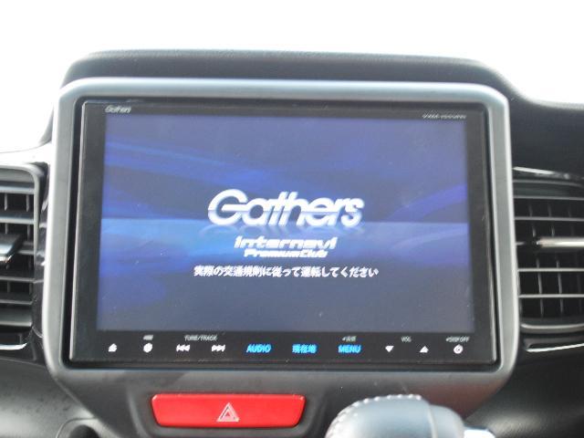 G ターボSSパッケージ 4WD 純正8インチナビTV(7枚目)