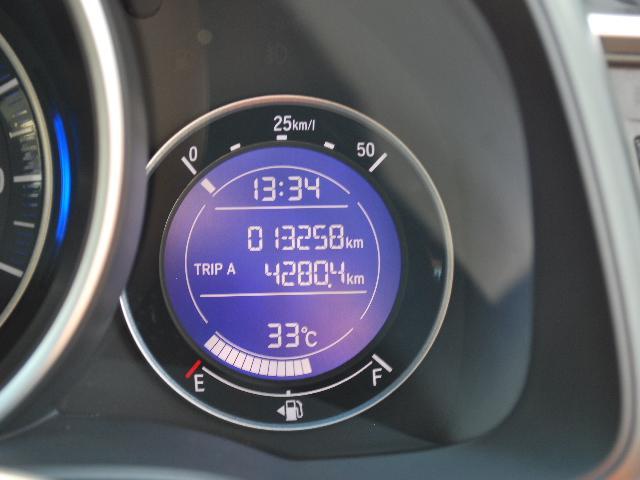 13G・Fパッケージ 4WD 社外メモリーナビTV(18枚目)