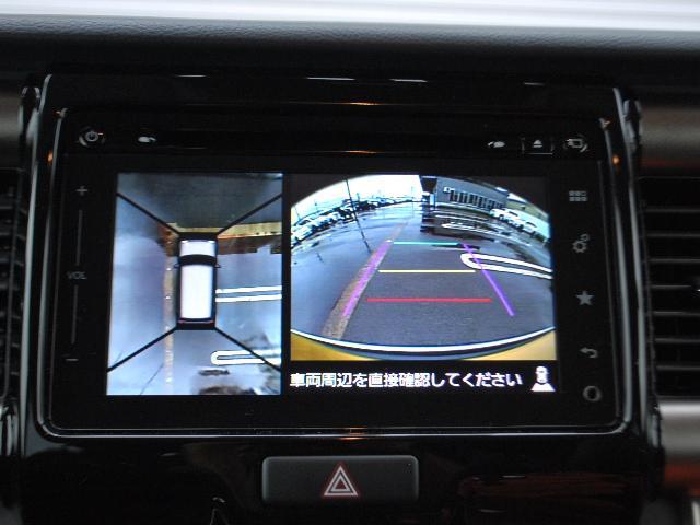 JスタイルII 4WD 全方位モニターナビ ワンオーナー車(8枚目)