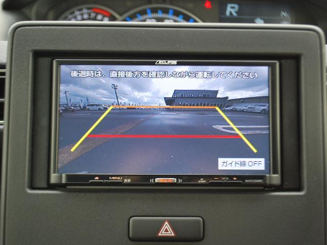 ハイブリッドFZ 4WD 社外メモリーナビTV バックカメラ(8枚目)
