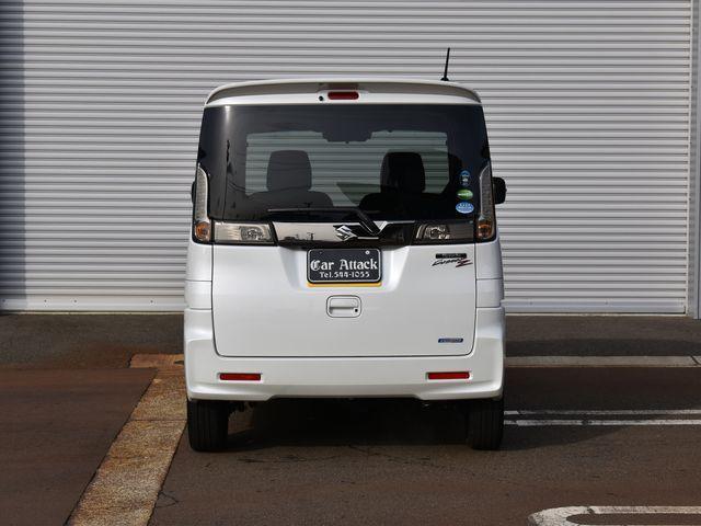 「スズキ」「スペーシアカスタムZ」「コンパクトカー」「新潟県」の中古車4