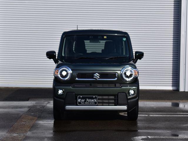 ハイブリッドX 4WD 純正9インチナビTV 全方位モニター ワンオーナー車(3枚目)