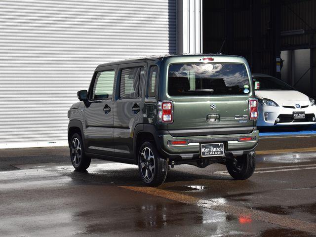 ハイブリッドX 4WD 純正9インチナビTV 全方位モニター ワンオーナー車(6枚目)