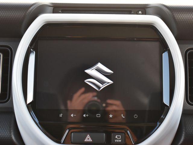 ハイブリッドX 4WD 純正9インチナビTV 全方位モニター ワンオーナー車(8枚目)