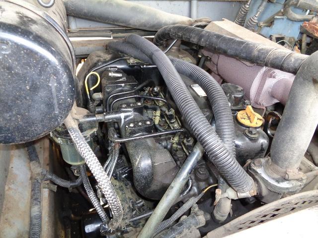 フルカワ FL303 ホイールローダー タイヤショベル(17枚目)