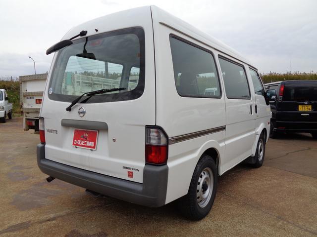 DX 積載950KG 4WD 5ドア ガソリン車(4枚目)