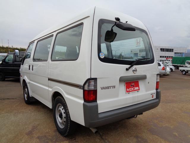 DX 積載950KG 4WD 5ドア ガソリン車(5枚目)