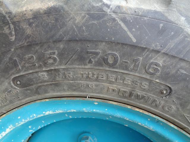 クボタ RA401 タイヤショベルホイールローダー キャビン(13枚目)