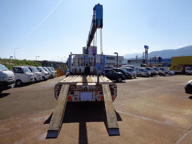 平 セルフクレーン 3段 ラジコン 積載4.6t(4枚目)