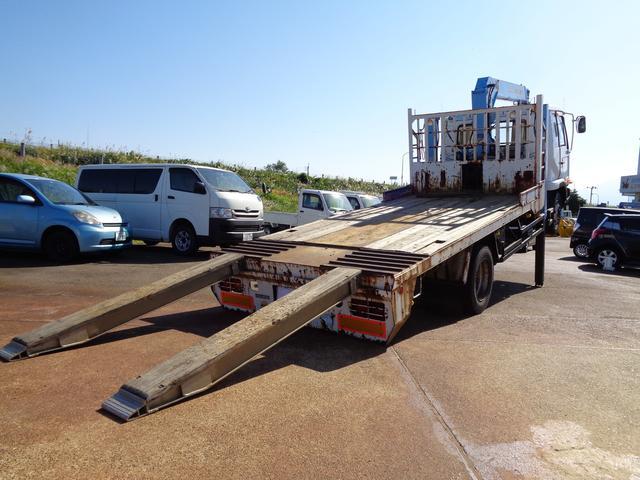 平 セルフクレーン 3段 ラジコン 積載4.6t(15枚目)