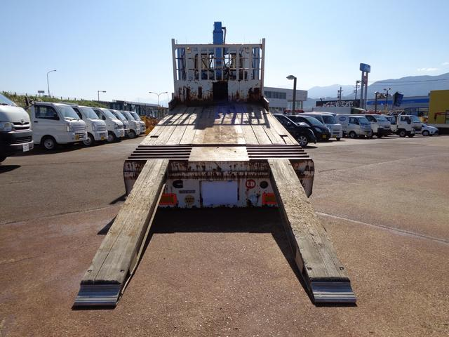 平 セルフクレーン 3段 ラジコン 積載4.6t(16枚目)