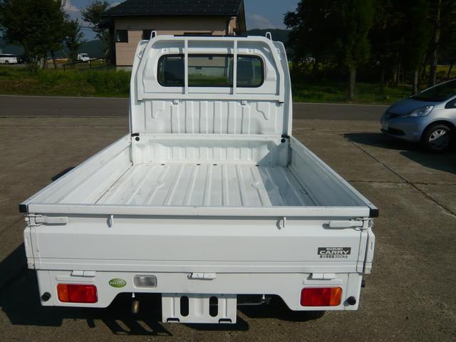 スズキ キャリイトラック KC オートマ 4WD
