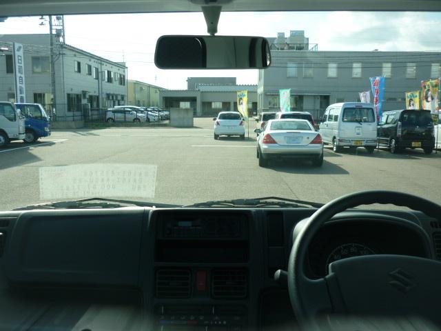 スズキ キャリイトラック KCエアコン・パワステ パートタイム4WD 5MT