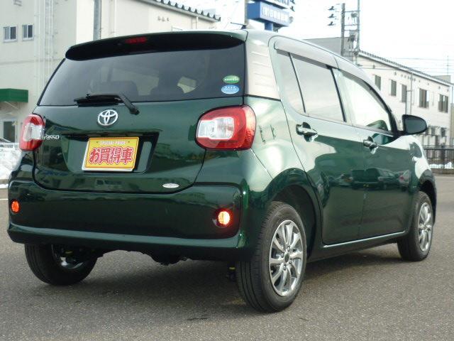 トヨタ パッソ X Lパッケージ4WD ナビTV スマートキー シートヒータ