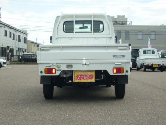 KCエアコン・パワステ 5MT パートタイム4WD(3枚目)