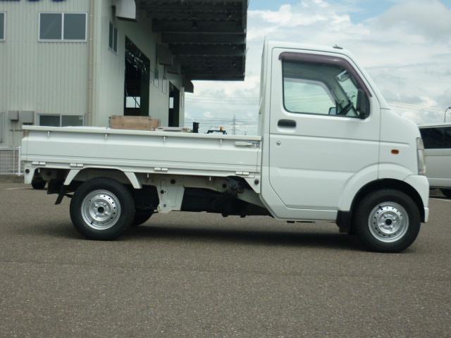 KCエアコン・パワステ 5MT パートタイム4WD(4枚目)