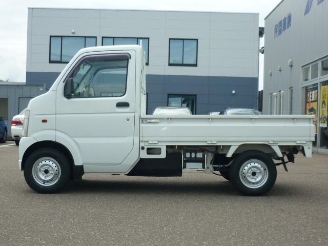 KCエアコン・パワステ 5MT パートタイム4WD(5枚目)