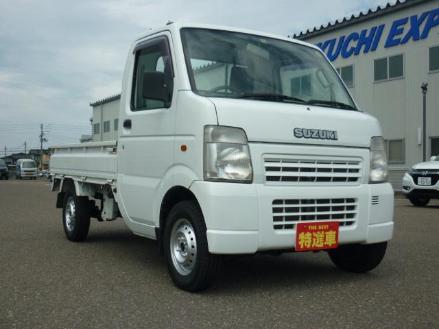 KCエアコン・パワステ 5MT パートタイム4WD(6枚目)