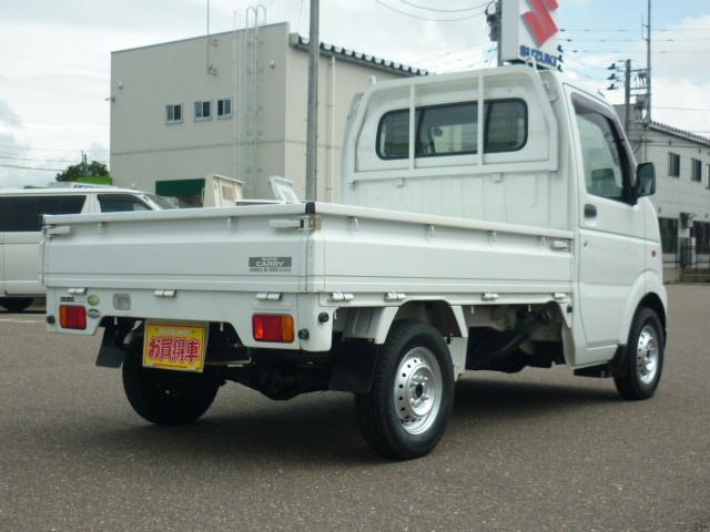 KCエアコン・パワステ 5MT パートタイム4WD(8枚目)