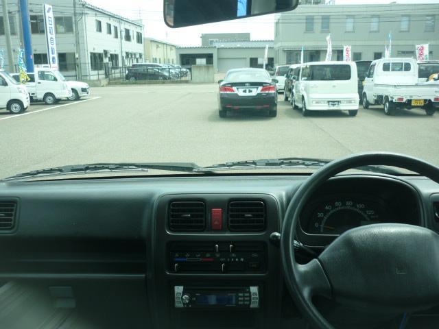 KCエアコン・パワステ 5MT パートタイム4WD(15枚目)