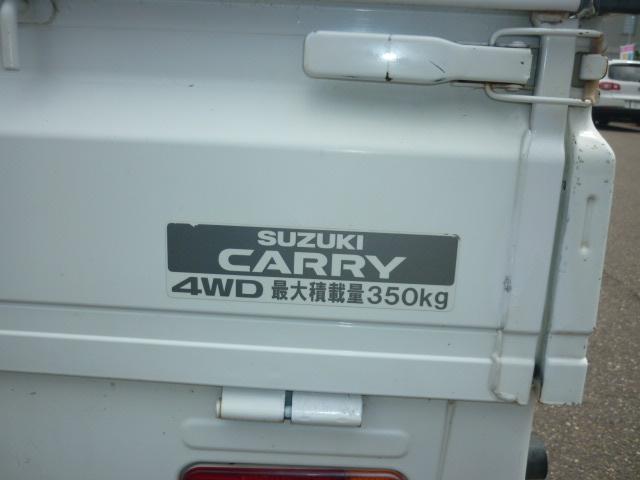 KCエアコン・パワステ 5MT パートタイム4WD(19枚目)