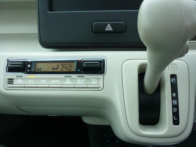 ハイブリッドFX 4WD ナビTV キーレス シートヒーター(11枚目)
