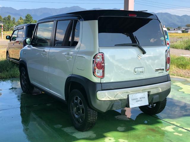 「スズキ」「ハスラー」「コンパクトカー」「新潟県」の中古車9