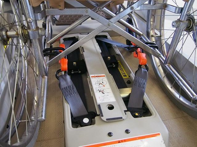 福祉車両 H.Sチェアキャブ リフタータイプ ツインモニター(4枚目)