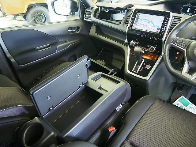 福祉車両 H.Sチェアキャブ リフタータイプ ツインモニター(19枚目)