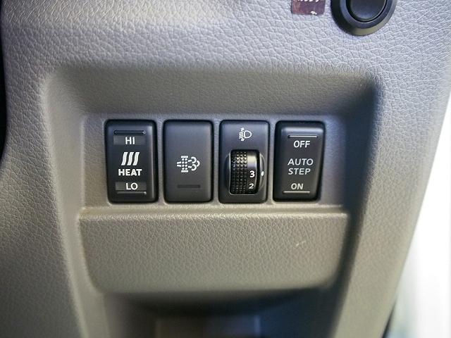 チェアキャブ 4WD 車いす2基固定 電動リフター Bカメラ(13枚目)