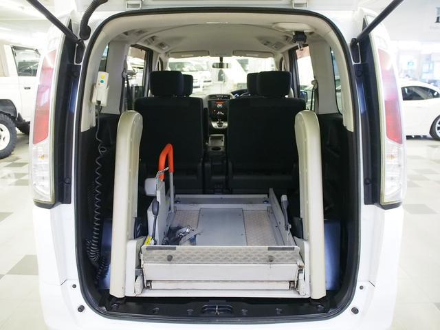 車いす一基 オートステップ Wエアコン クルコン リフター(4枚目)