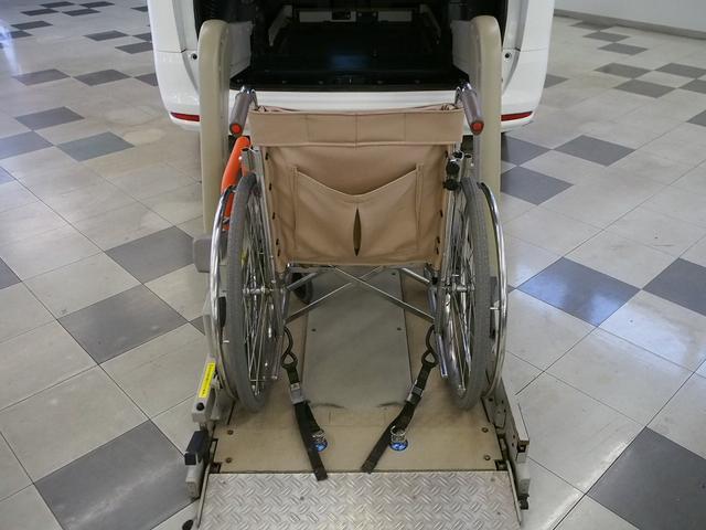 車いす一基 オートステップ Wエアコン クルコン リフター(7枚目)