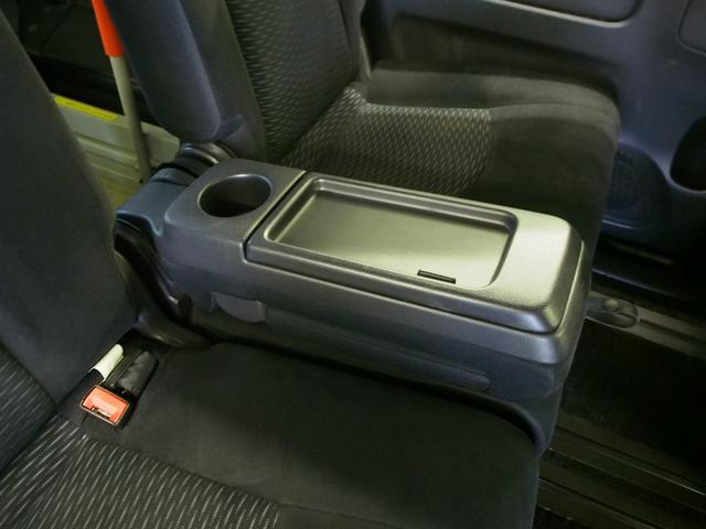 車いす一基 オートステップ Wエアコン クルコン リフター(13枚目)