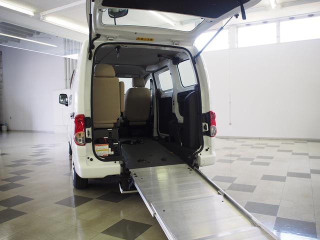 福祉車輌 車椅子2基固定 オートステップ Bモニター(3枚目)