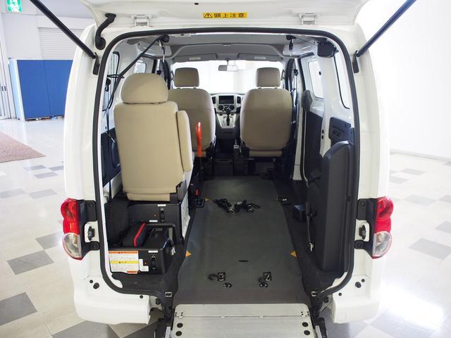福祉車輌 車椅子2基固定 オートステップ Bモニター(4枚目)