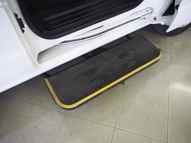 福祉車輌 車椅子2基固定 オートステップ Bモニター(5枚目)