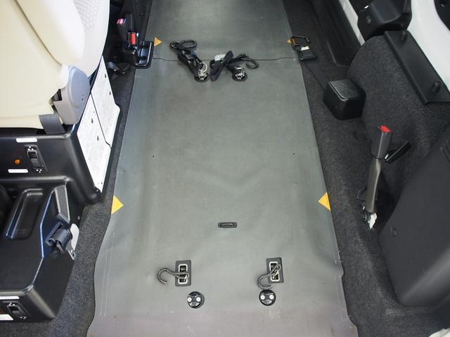 福祉車輌 車椅子2基固定 オートステップ Bモニター(8枚目)