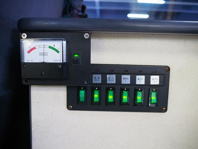 Sロングハイルーフ オリジナルキャンパー 3.0DT 4WD 8ナンバー 社外SDナビ 地デジ バックカメラ シンク 給排水10Lポリタンク 走行充電 サブバッテリー コンロ Rクーラー Rヒーター(8枚目)