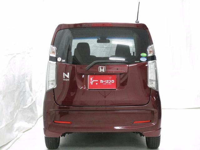 ホンダ N-WGN Gコンフォートパッケージ 自社買取 ブラウンシート SDナビ