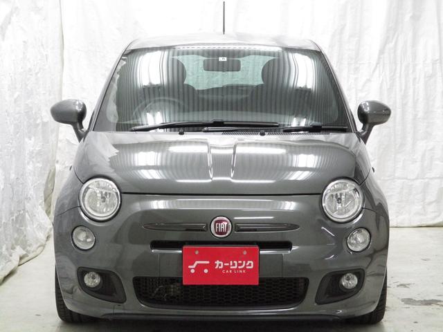 「フィアット」「フィアット 500S」「コンパクトカー」「新潟県」の中古車2