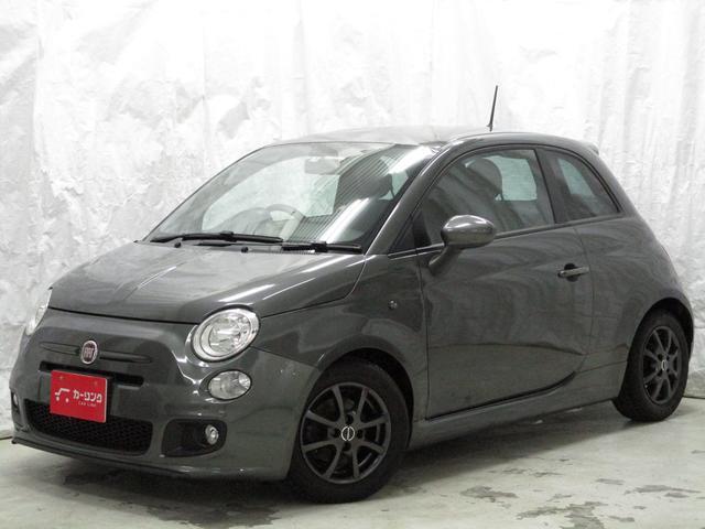 「フィアット」「フィアット 500S」「コンパクトカー」「新潟県」の中古車3