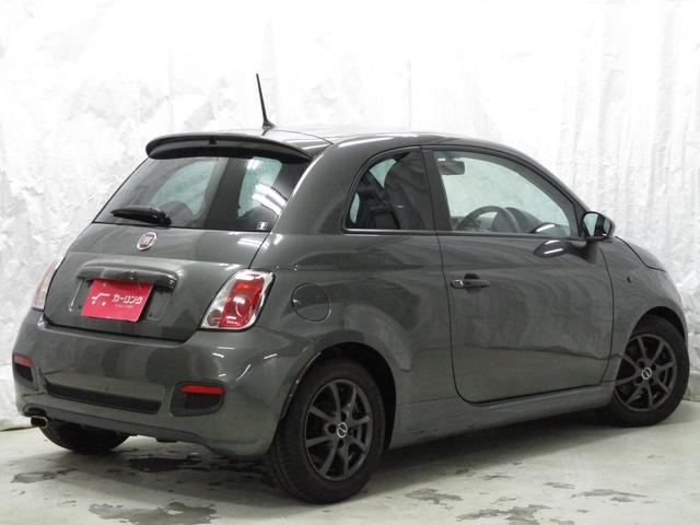 「フィアット」「フィアット 500S」「コンパクトカー」「新潟県」の中古車7