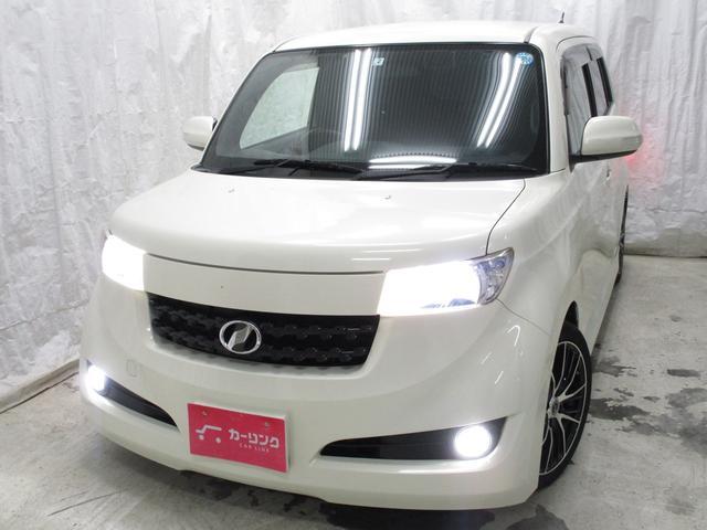 「トヨタ」「bB」「ミニバン・ワンボックス」「新潟県」の中古車9