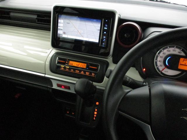 ハイブリッドX 4WD レーダーブレーキ メモリーナビ フルセグTV 両側スライドドア(15枚目)