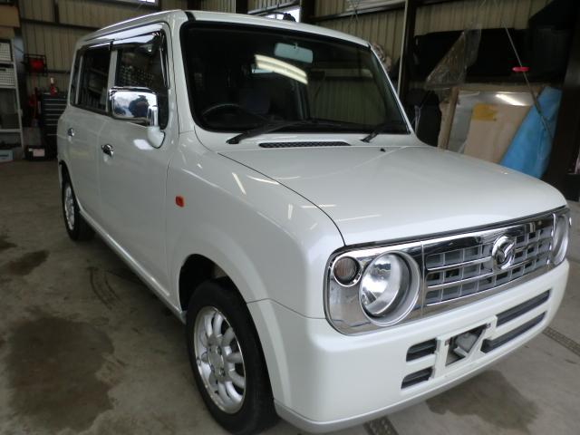 「マツダ」「スピアーノ」「軽自動車」「新潟県」の中古車3