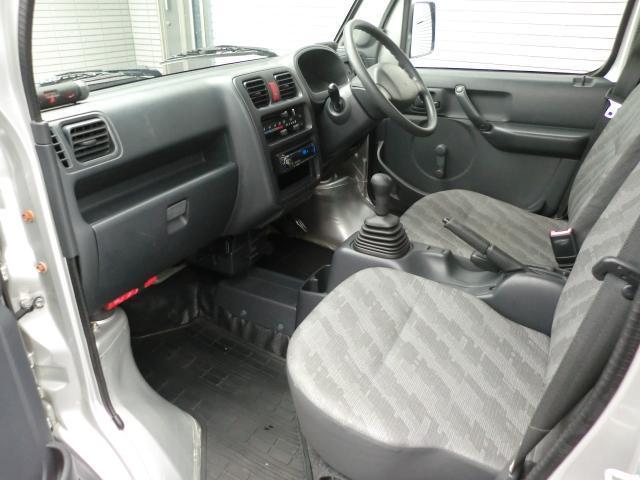 KCエアコン・パワステ 4WD 5MT(8枚目)