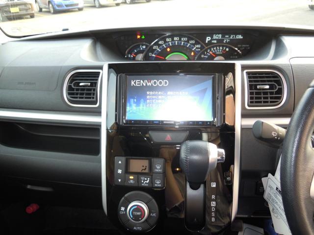 カスタムRS ターボ 4WD ABS スマートキー CD(4枚目)